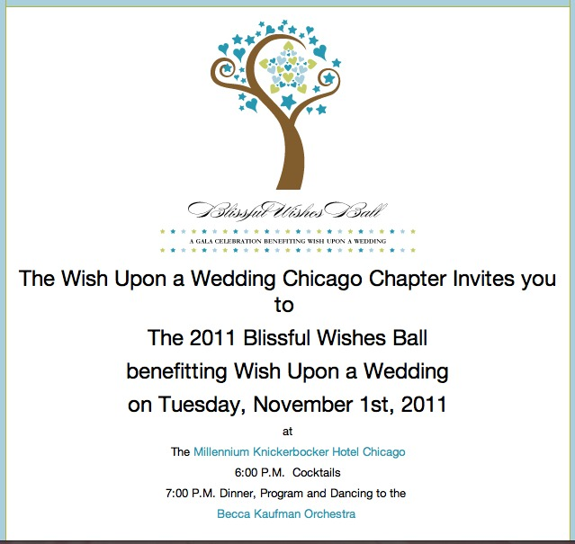 WUW Chicago Blissful Wishes Ball