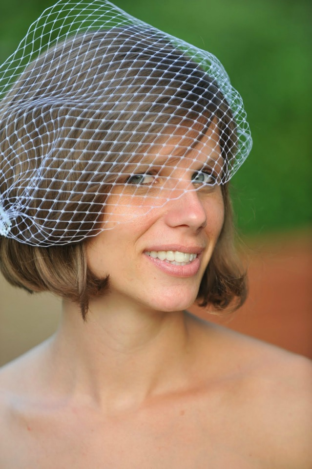 11  Garfield Park Conservatory Wedding Sweetchic Peter Coombs birdcage veil
