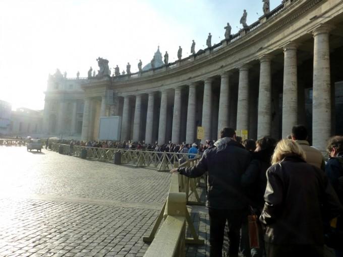 13 Rome Vatican Square 2