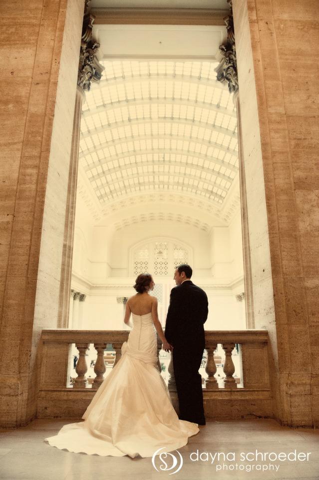 10 Westin River North chicago wedding sweetchic events dayna schroeder union station