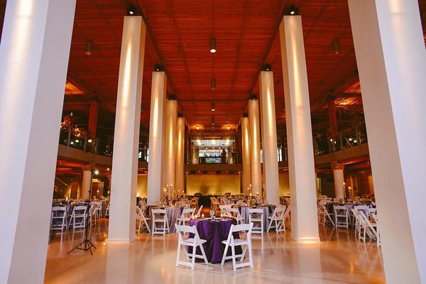 11. Karen.Boris.River East Art Center. Fragola Productions. Sweetchic Events. River East Art Center Reception Room Shot.
