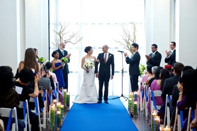 Chicago Illuminating Company. David Wittig Photography. Sweetchic Events. Wedding Ceremony
