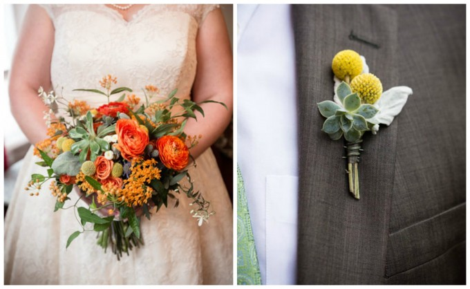 6. Keith House Wedding. Historic Home Wedding. The Way We Click. Sweetchic Events. Pollen. Natural, unstructured bridal bouquet. Ranunculus, Fever Few, Billy BAll.