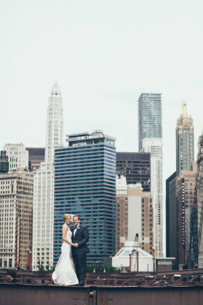 8.  Ivy Room Wedding. Maypole Studios. Sweetchic Events. Chicago Architecture. Chicago Skyline. Urban.