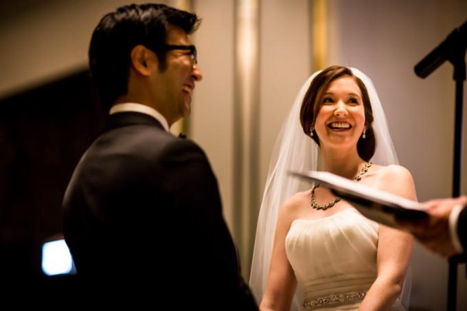 18. Langham Chicago Wedding. Steve Koo Photography. Sweetchic Events. Ceremony