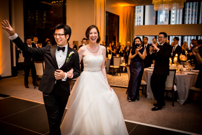 28. Langham Chicago Wedding. Steve Koo Photography. Sweetchic Events. Introductions. Classic. Glamour.