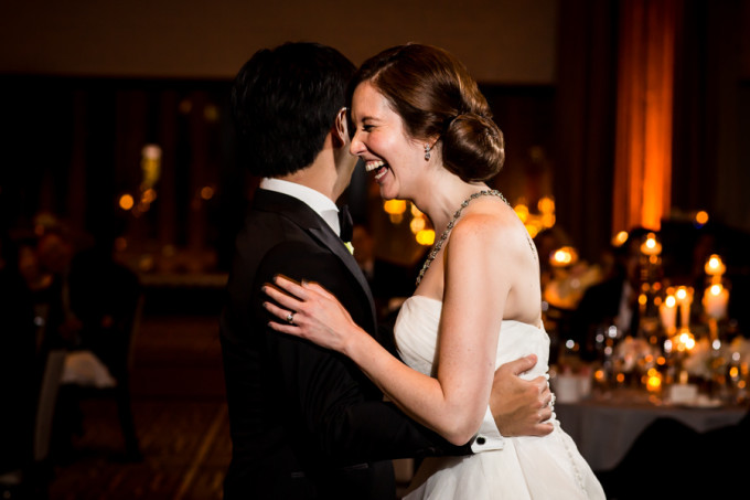 30. Langham Chicago Wedding. Steve Koo Photography. Sweetchic Events. First Dance. Classic Bride.