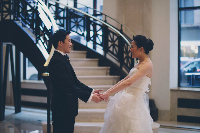 18. Rookery Wedding. This is Feeling Photography. Sweetchic Events. First Look