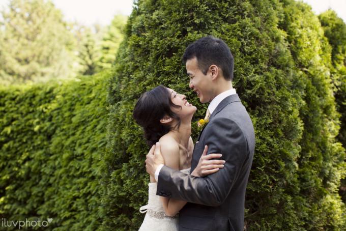 9. Morton Arboretum Wedding. Iluvphoto. Sweetchic Events. First Look