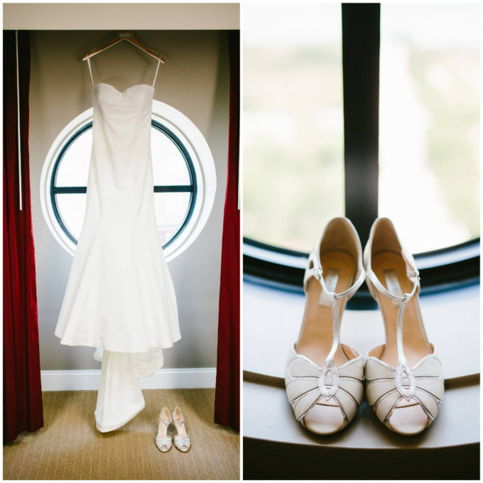2-blackstone-chicago-wedding-pen-carlson-sweetchic-events-wedding-dress-classic-simple-vintage-wedding-shoes