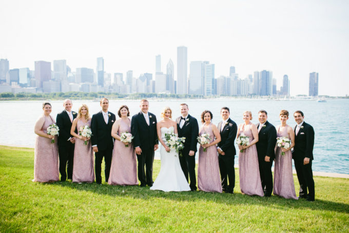 20-blackstone-chicago-wedding-pen-carlson-sweetchic-events-wedding-party-skyline-tux-rose-gold-bridesmaid-romantic-classic