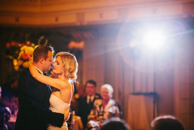43-blackstone-chicago-wedding-pen-carlson-sweetchic-events-first-dance-bride-and-groom-hotel-ballroom-dance-floor