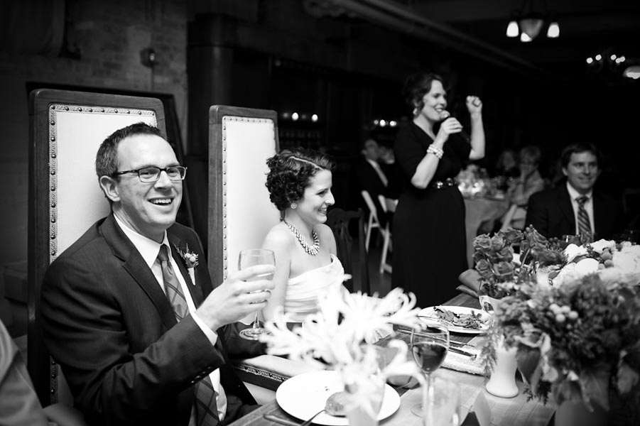 27 Architectural Artifacts Wedding Pen Carlson Photography Sweetchic Events Toast