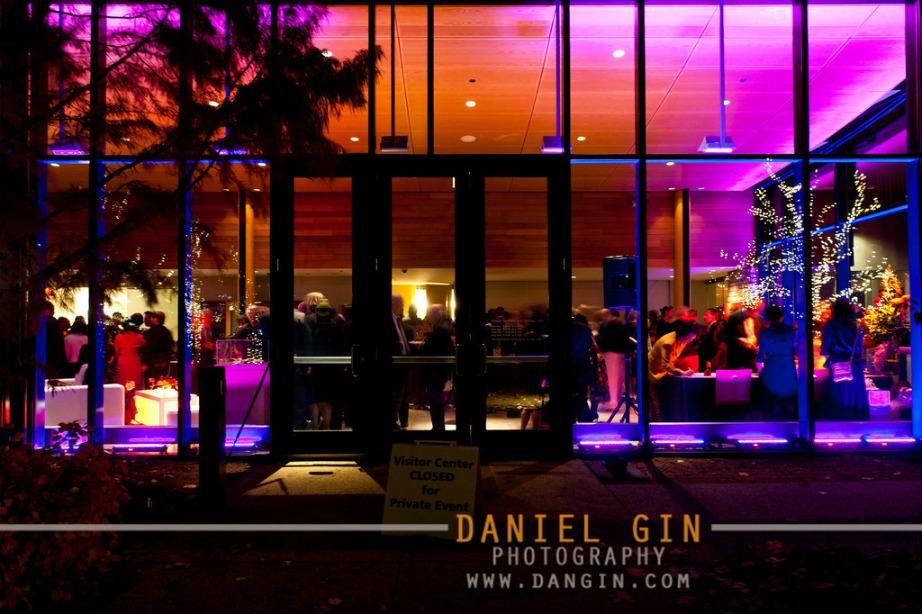 27 Morton Arboretum wedding Dan Gin photography Sweetchic Events purple uplighting art of imagination