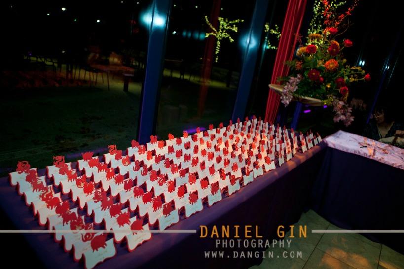 5 Morton Arboretum wedding Dan Gin photography Sweetchic Events escort card table zodiac animals