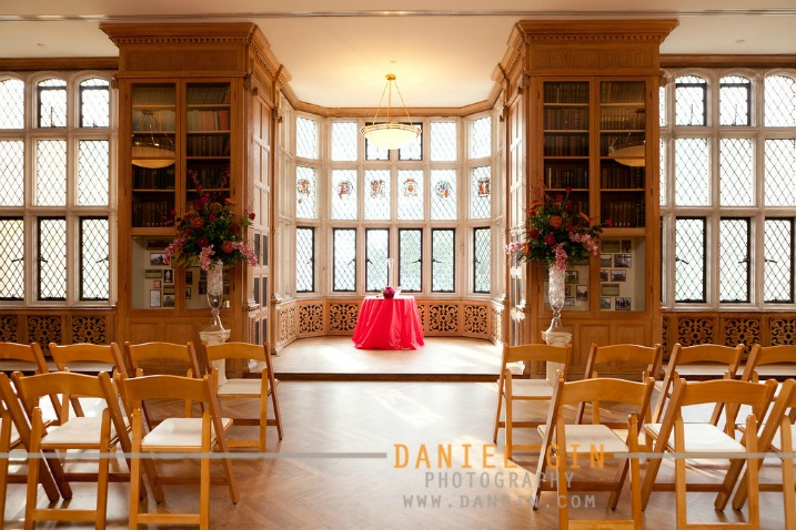 7 Morton Arboretum wedding intimate Founders Room ceremony Dan Gin Photography Sweetchic Events 4