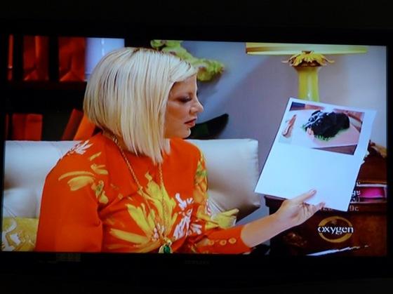Black Pug Cake 2 Tori Dean Wedding Show