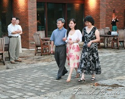 Ceremony rehearsal processional 1