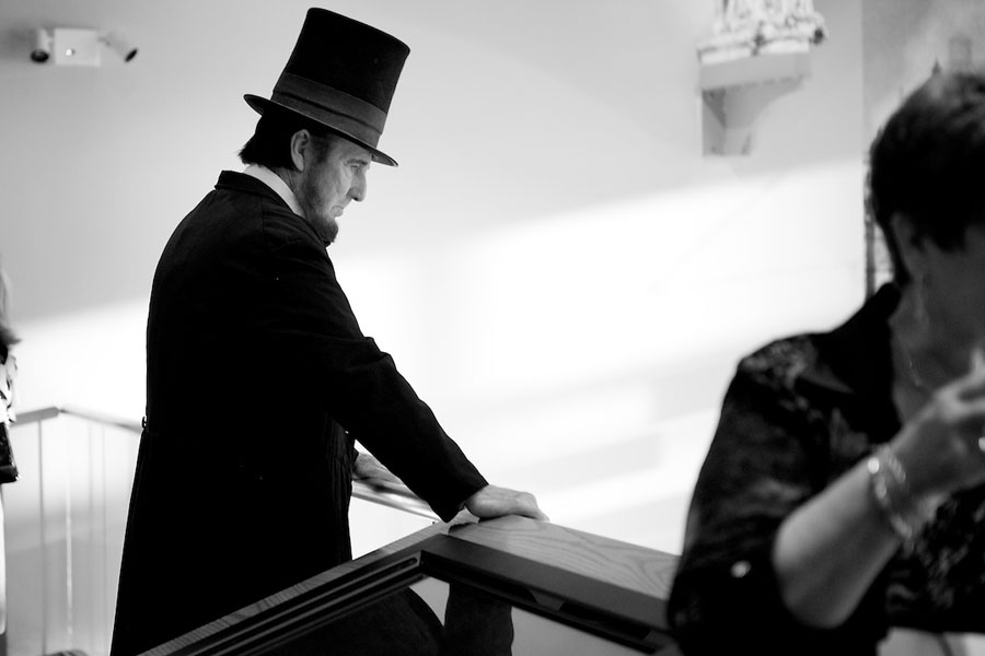 Chicago History Museum. Steve Koo Photography. Sweetchic Events. Abe Lincoln.