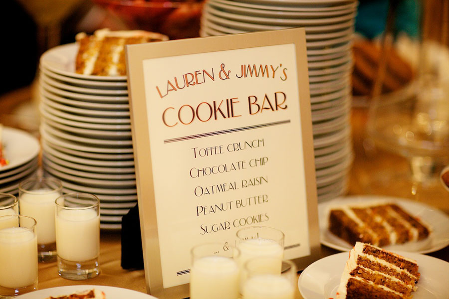 Chicago History Museum. Steve Koo Photography. Sweetchic Events. Cookie Bar.