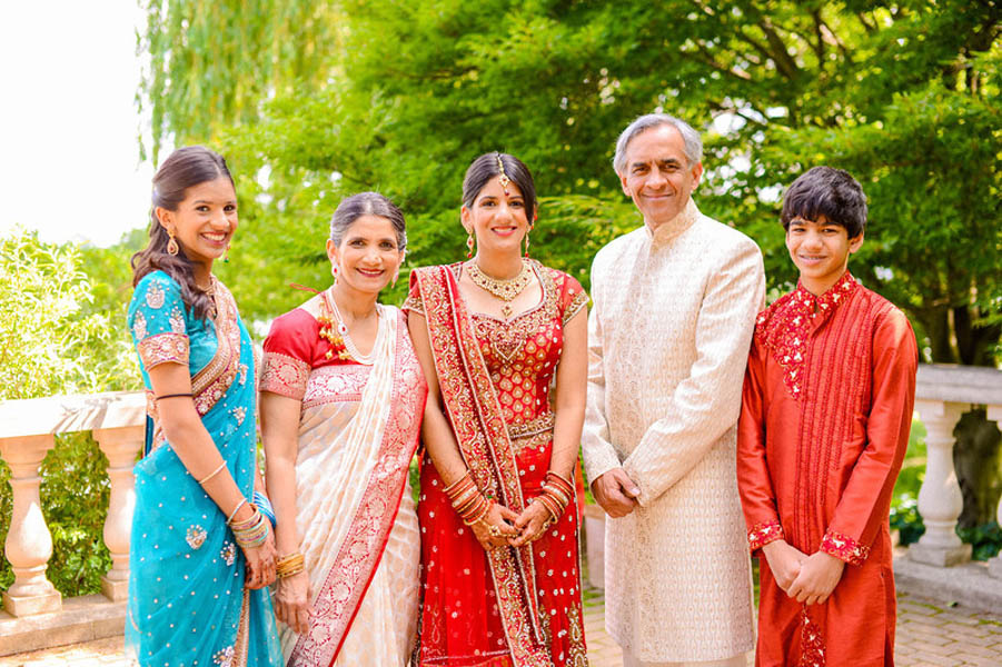 Indian Wedding. Botanic Gardens Wedding. Fragola Productions. Sweetchic Events. Family Photos