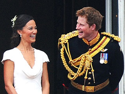 Pippa Harry Small Bridal Party royal wedding  Source