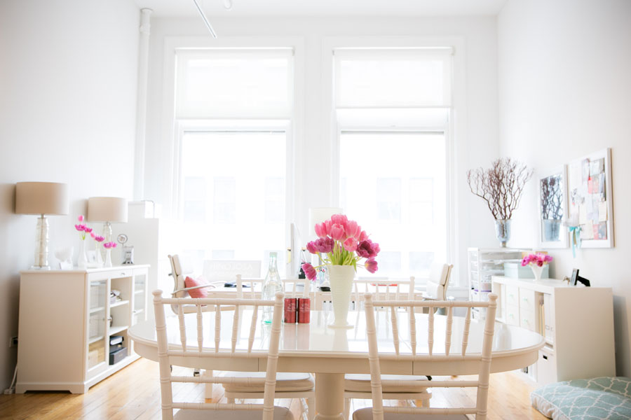 Sweetchic Events Hinojosa Photography Loft office workspace