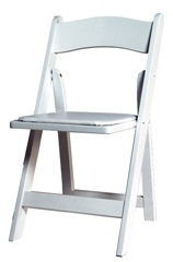 Wood-Folding-Chair-White