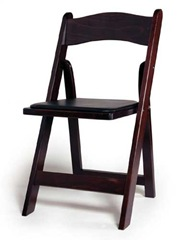 Wood-Folding-Chair-mahagony-