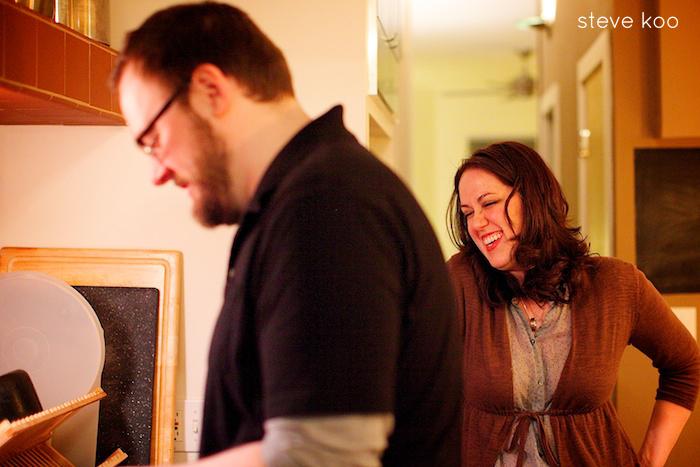 at home engagement-session Steve Koo 5