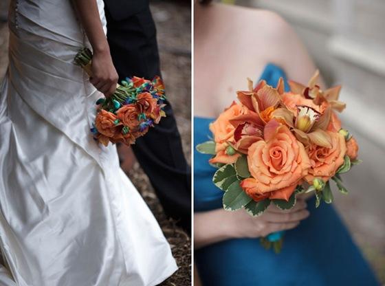 dean thorsen wedding flor del monte bride bridesmaids bouquets