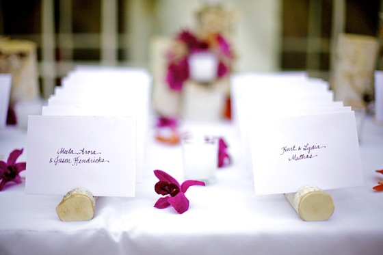 escort card table 1 calligraphy steve koo sweetchic