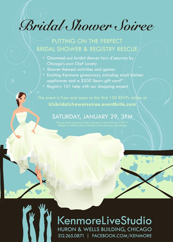 kenmore live studio bridalshowerevent sweetchic events
