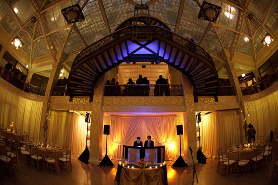 rookery building wedding chicago 4