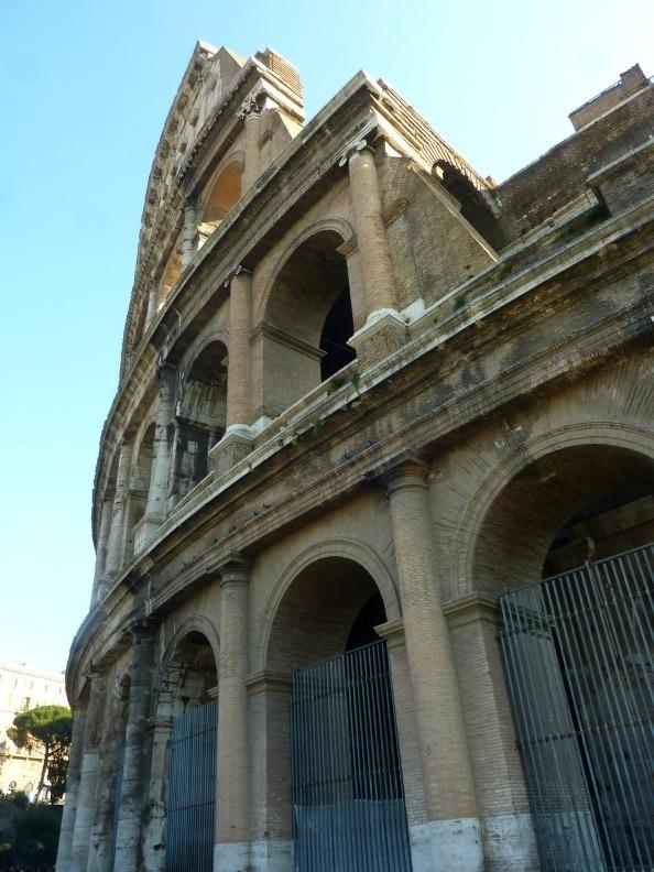 2 Rome Colosseum