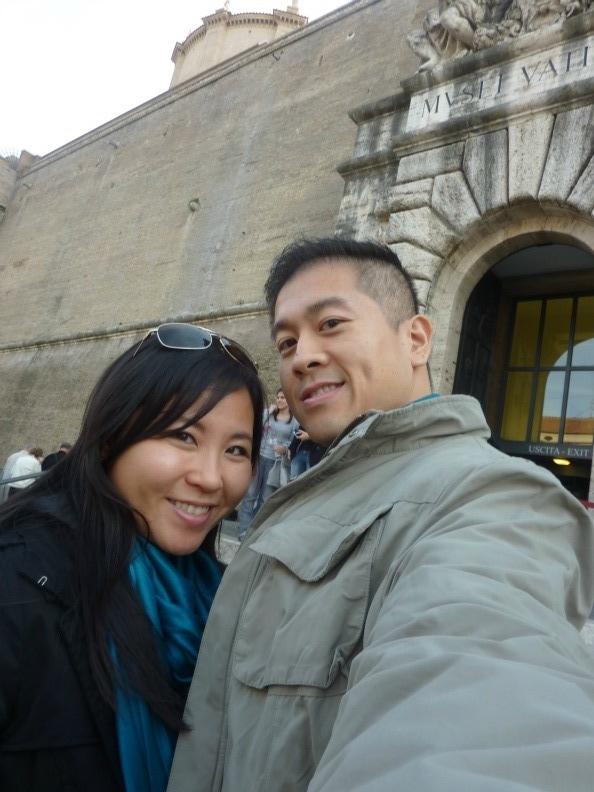 8 Rome Vatican museum exterior