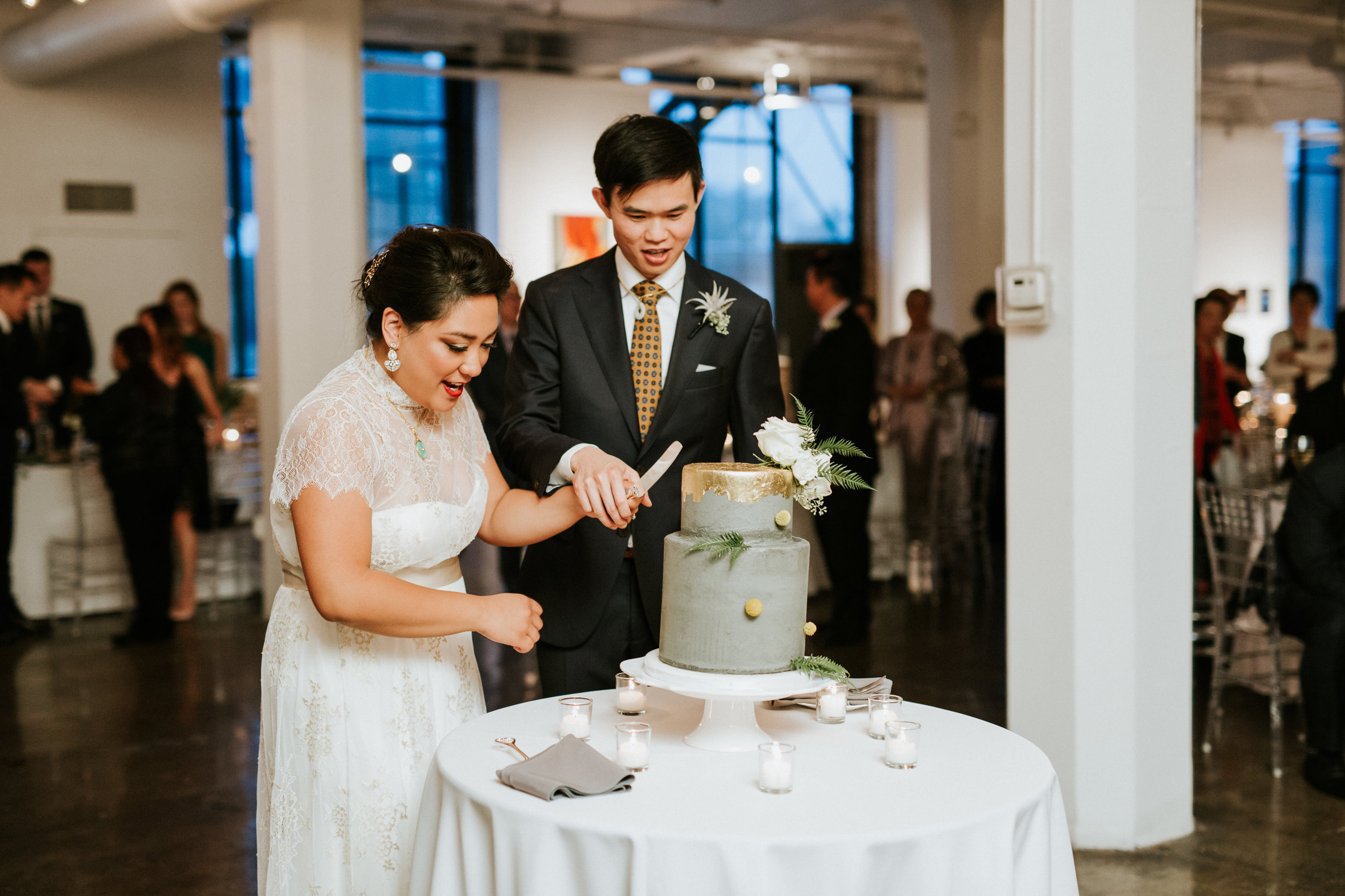 Sweetchic Events | Chicago Wedding Venues | Zhou B Art Center