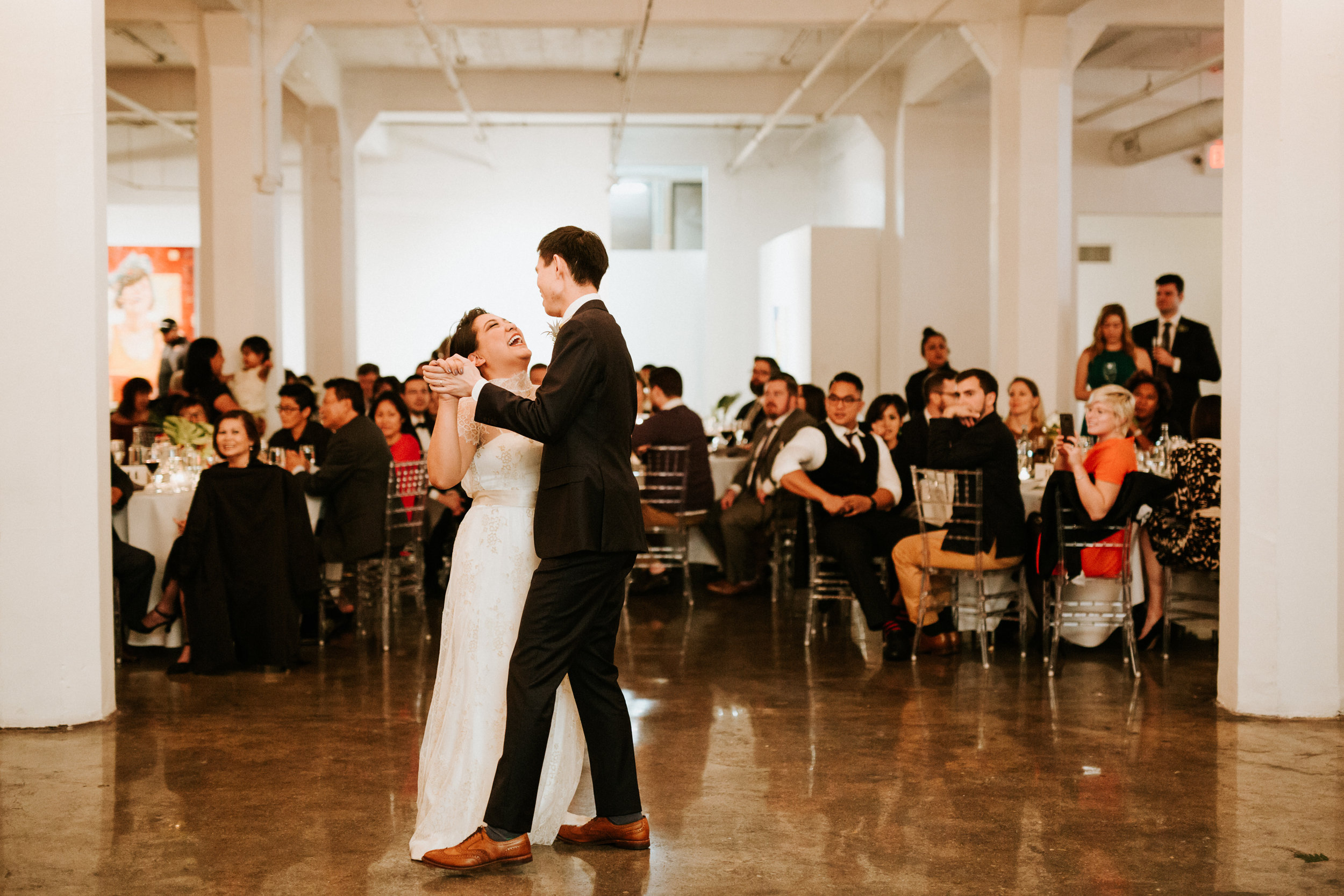 Sweetchic Events | Chicago Weddings | Zhou B Art Center