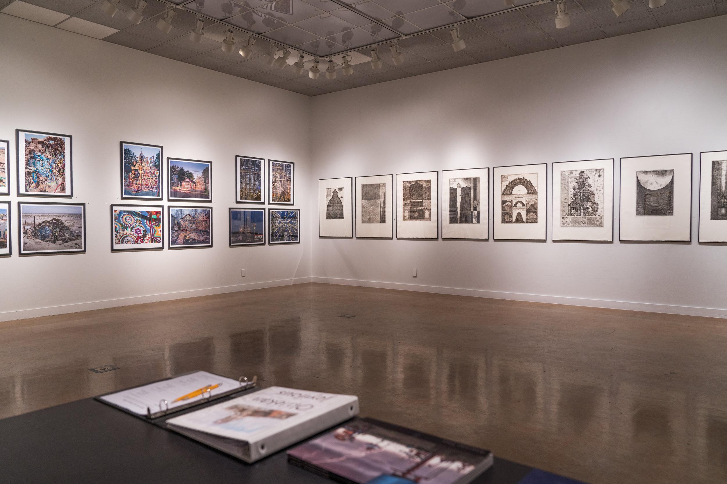 Fantasy Architecture- Natalie Thompson Gallery