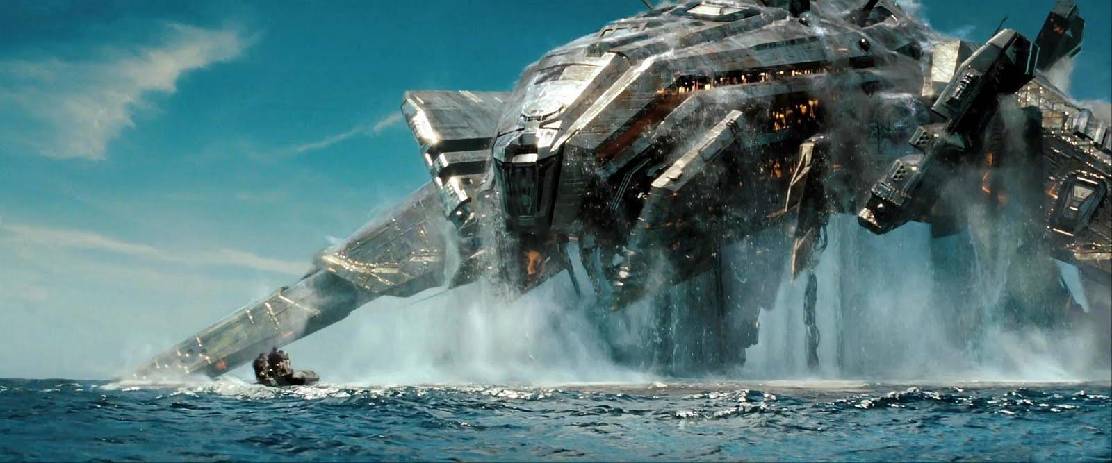 (Scene in Film Battleship)