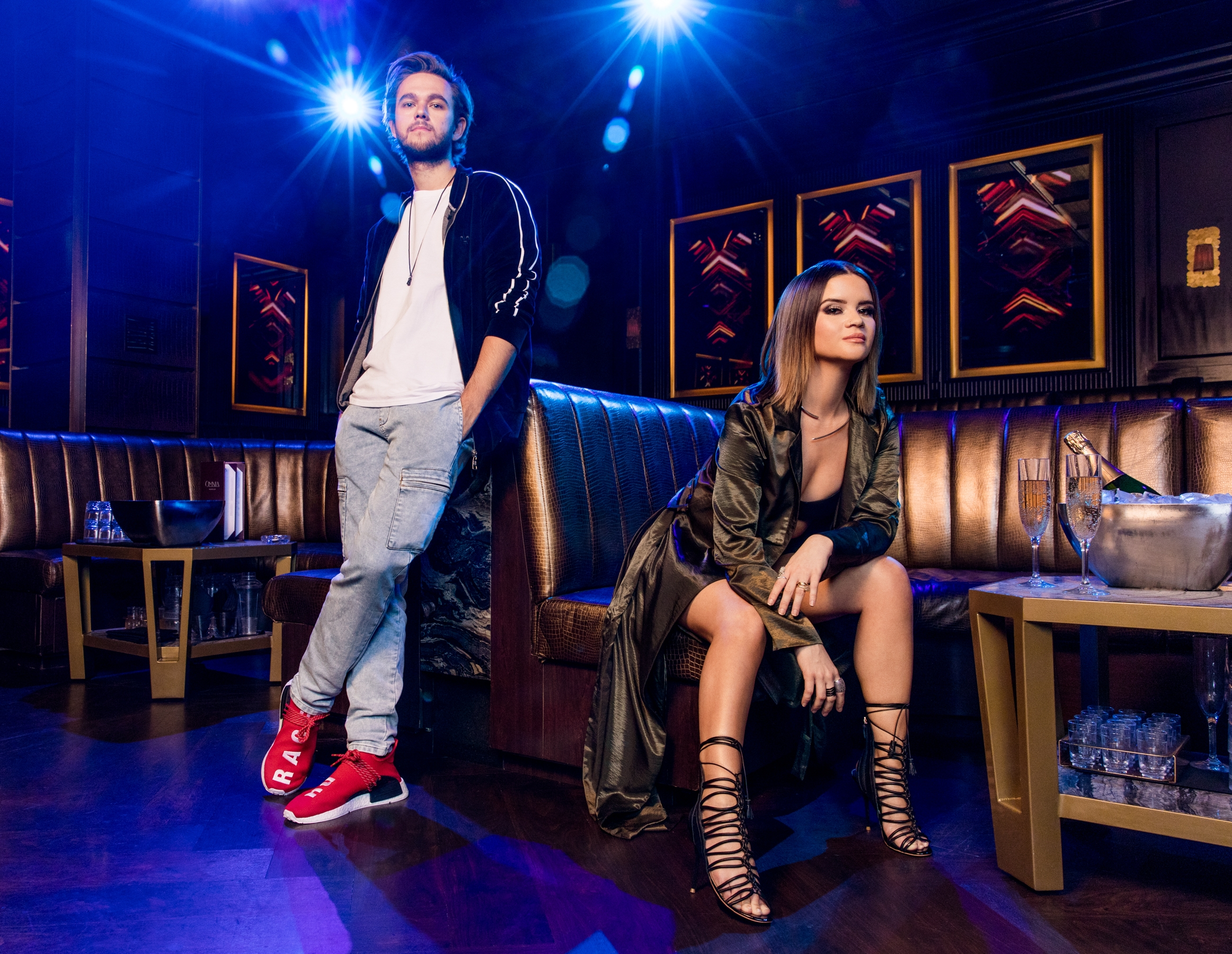 Zedd and Marren Morris