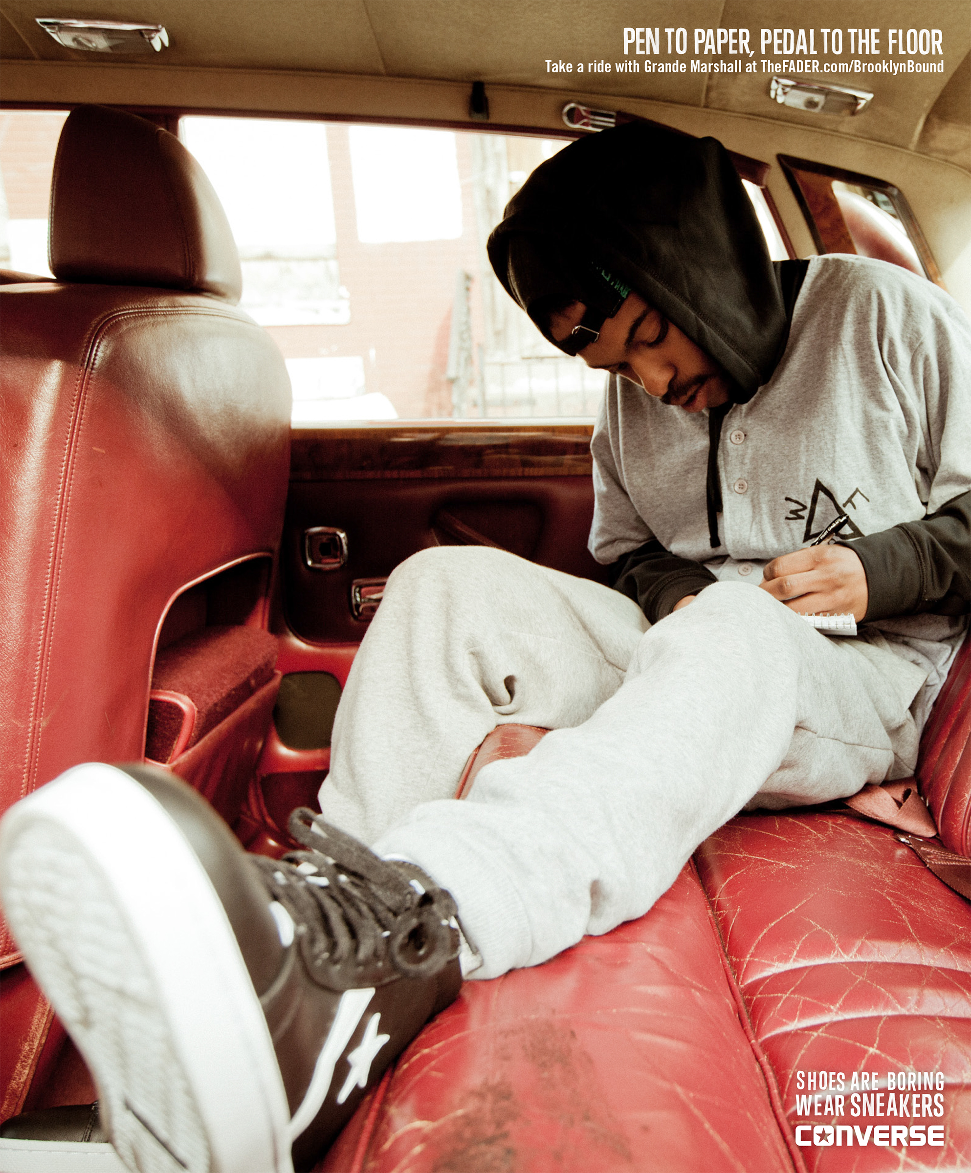 Grande Marshall for Converse