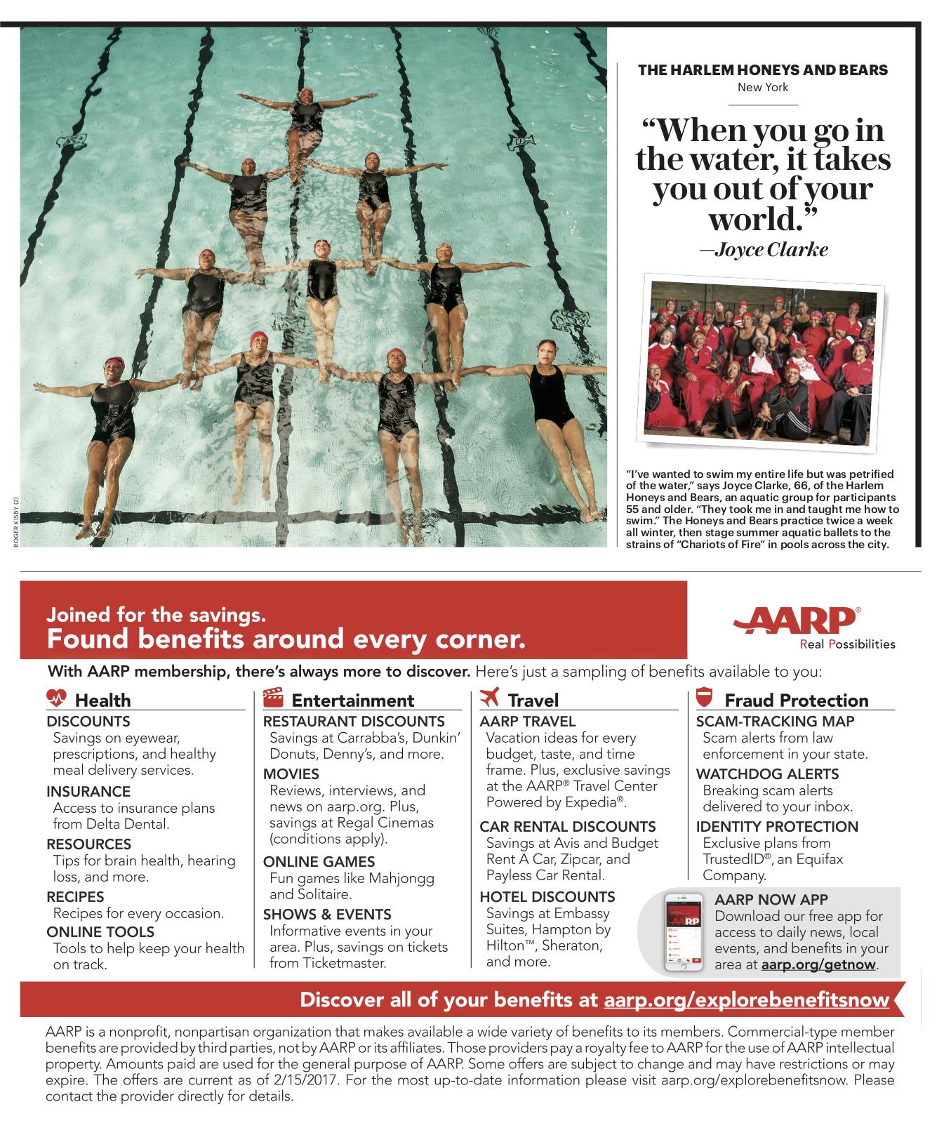 Senior organizations across US for AARP