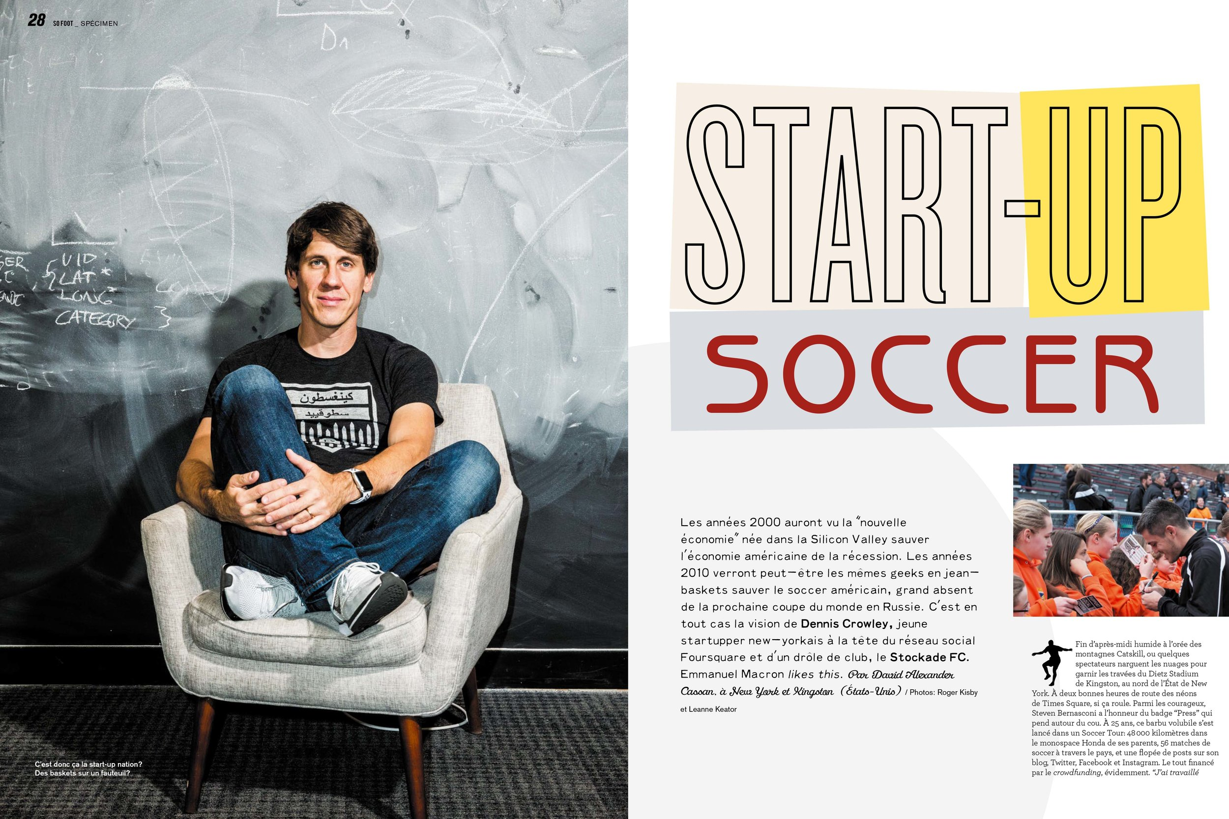 Dennis Crowley for SoFoot Magazine
