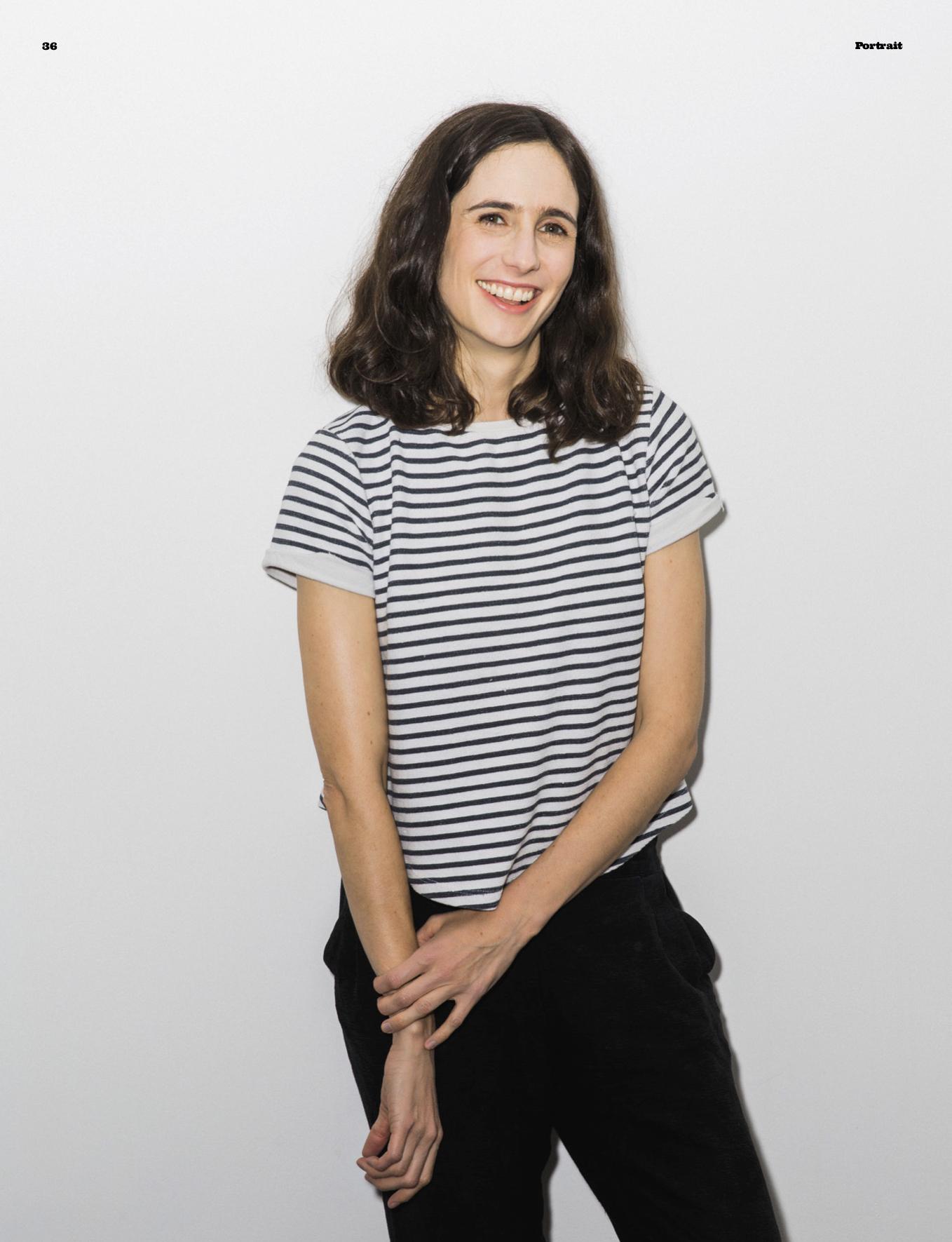Emily Witt for Society Magazine
