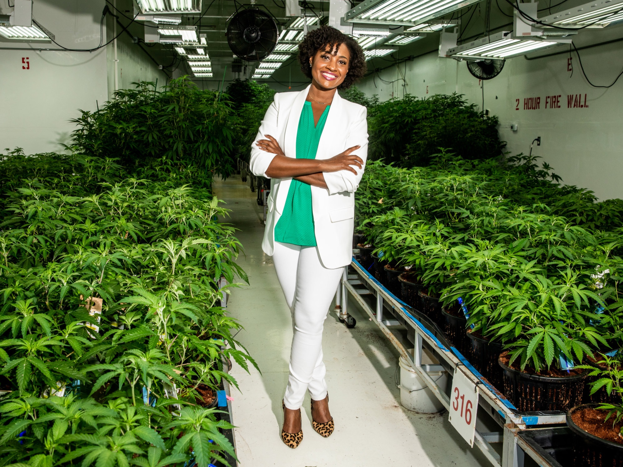 Naomi Granger - Cannabis Financial Consultant