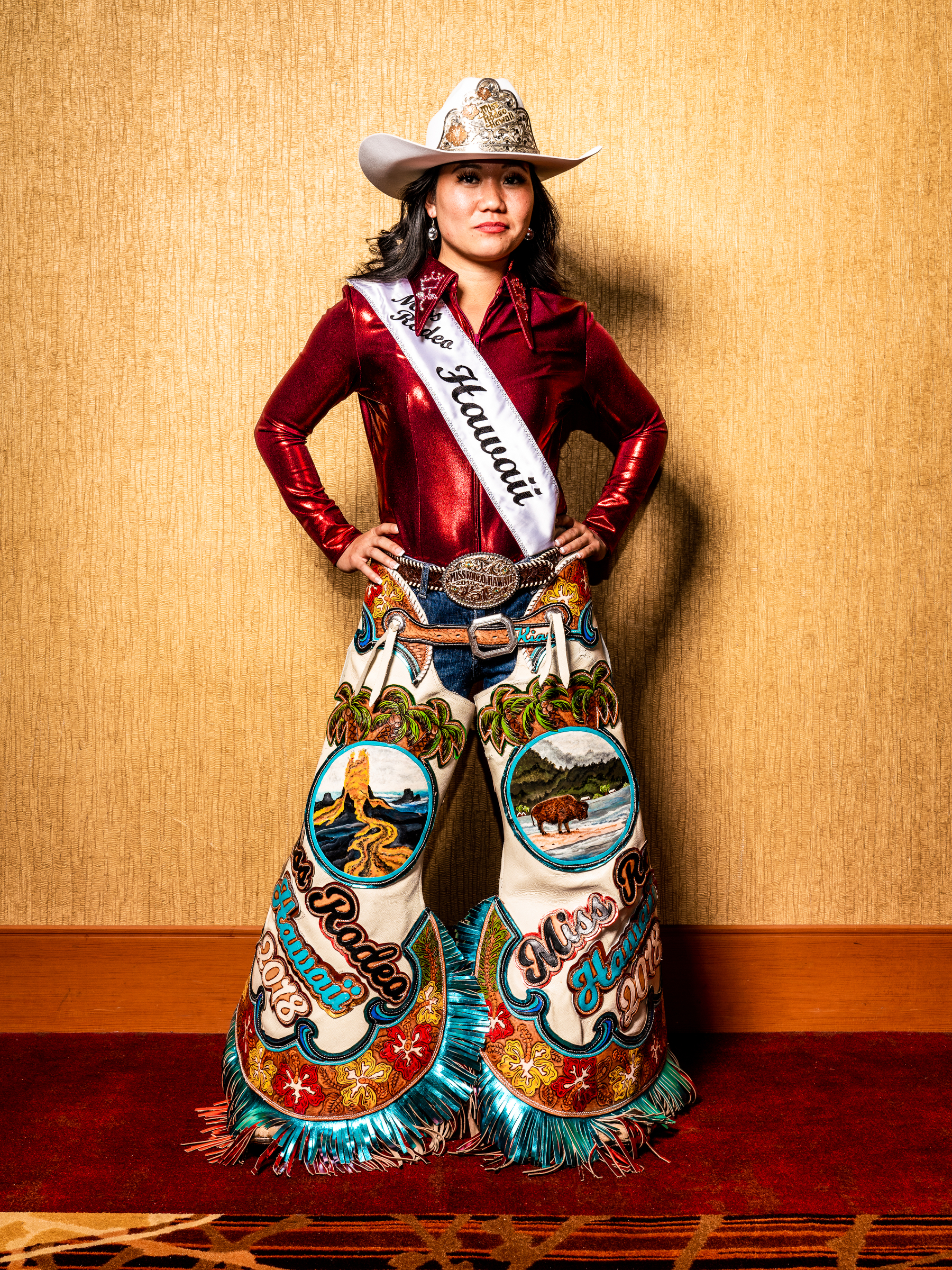 Ms. Hawaii - Ms. Rodeo America Pageant