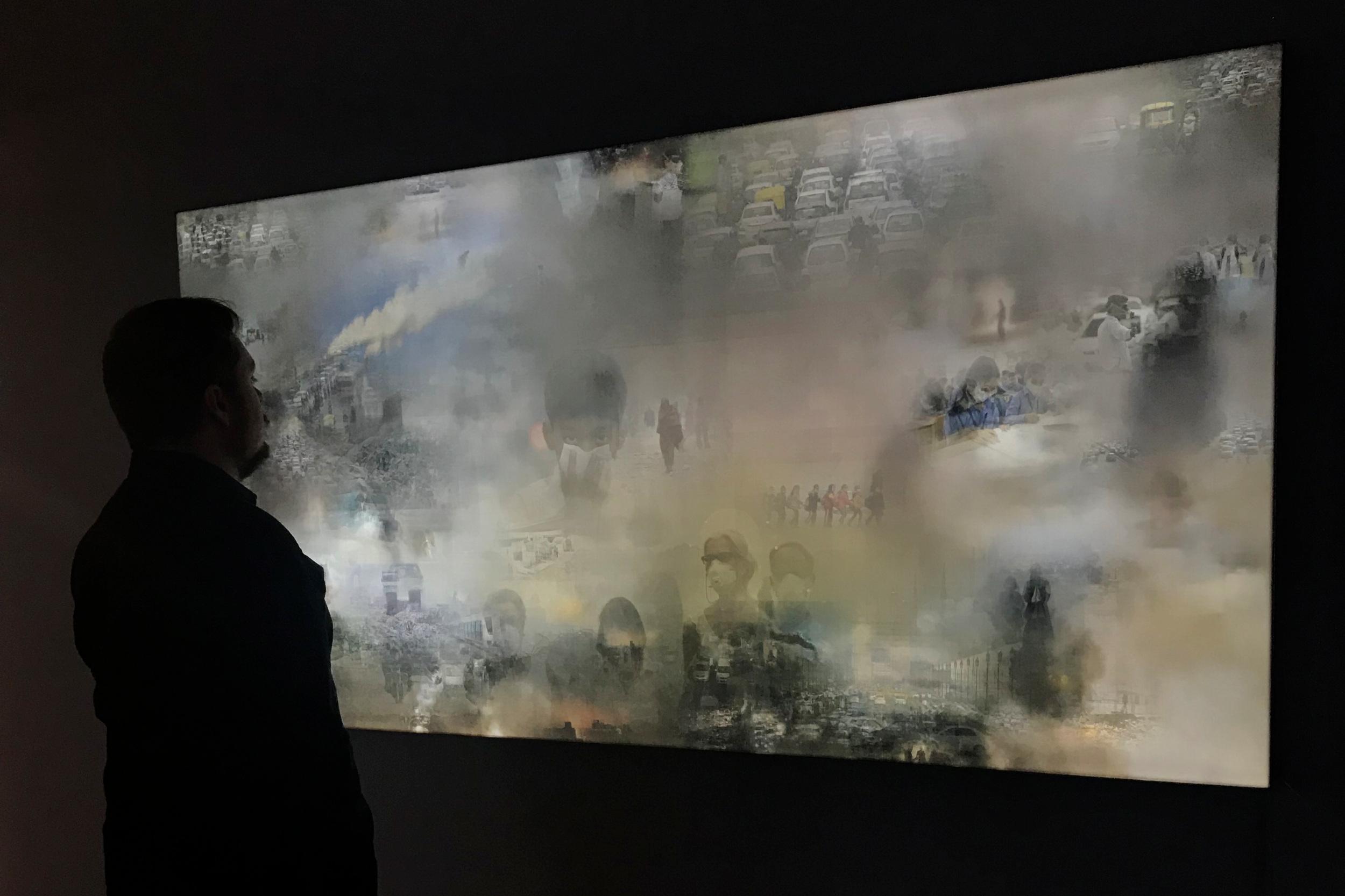 AIEye: Lost Skies, Air Pollution