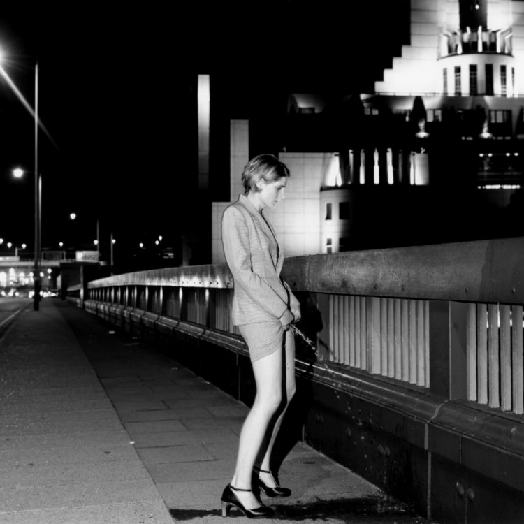 Vauxhall Bridge, 1995