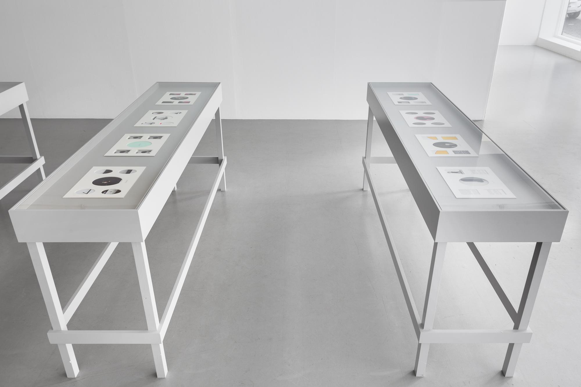 installation of Album 31, Fotogalleriet, Oslo, 2015